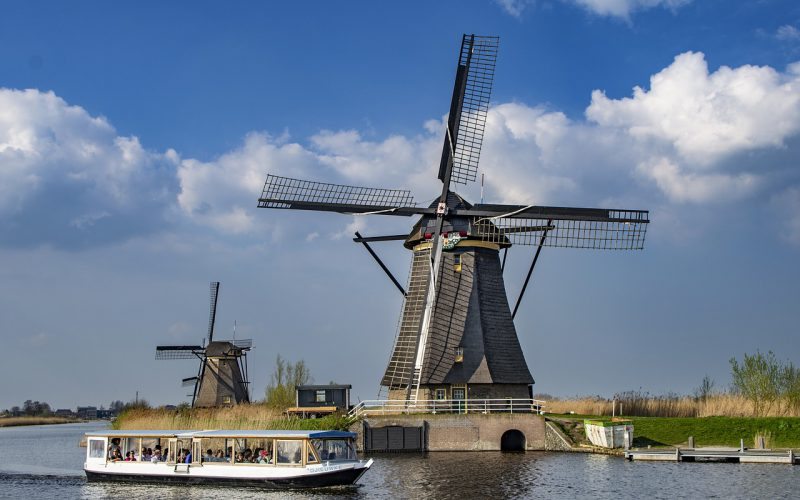 De provincie Zuid-Holland